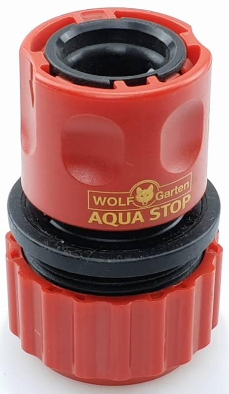 """Wolf Schlauchkupplung Aquastop 3/4"""" Nr. 7"""