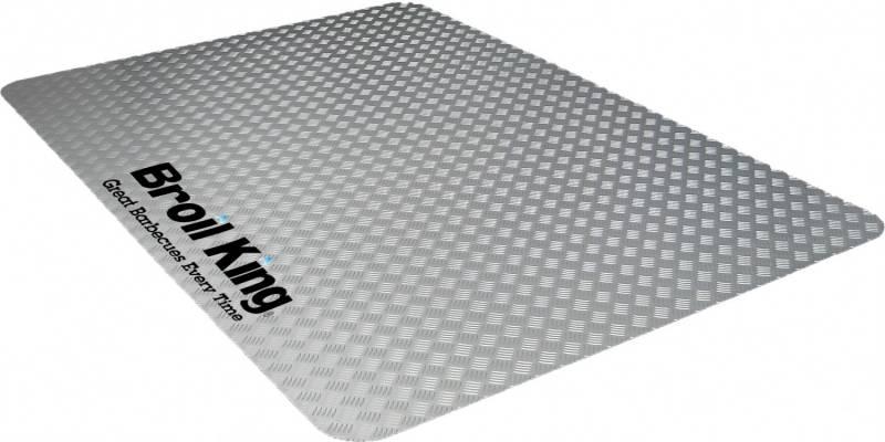 Broil King Bodenschutz Matte silber 1800 x 900mm