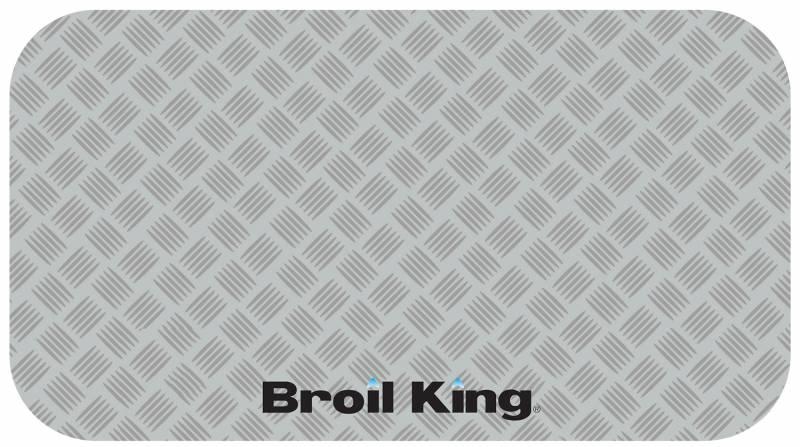 Broil King Grillunterlage silber 1800 x 900mm