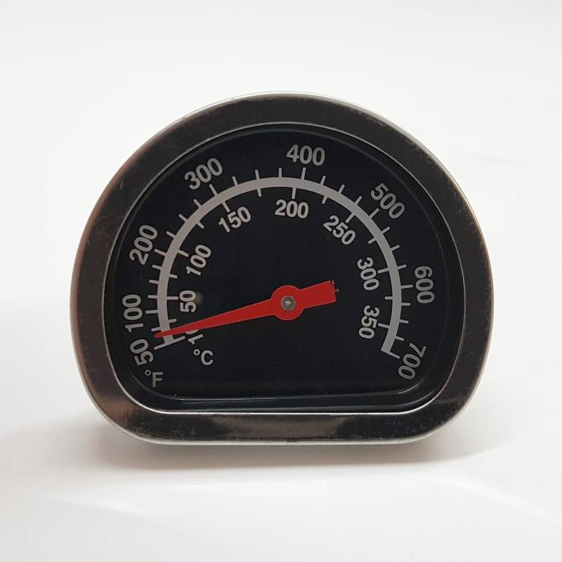 Broil King Ersatzteil: Deckelthermometer, groß Monarch / Signet / Sovereign / Baron / Crown / Regal / Imperial - 1 Stück