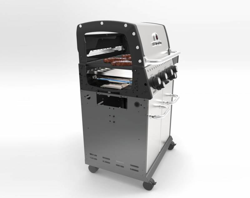 Broil King Baron 440 Gasgrill - Modell 2018