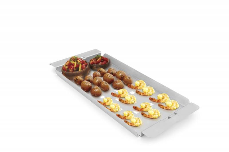 Broil King Narrow Topper Edelstahl 36,8 x 16,5 x 1,9 cm
