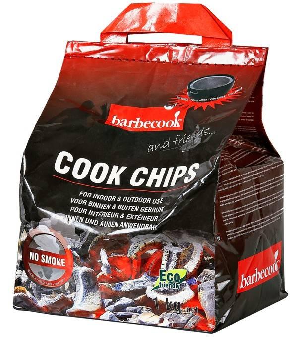 Barbecook Zubehör: Cook Chips aus Bambus