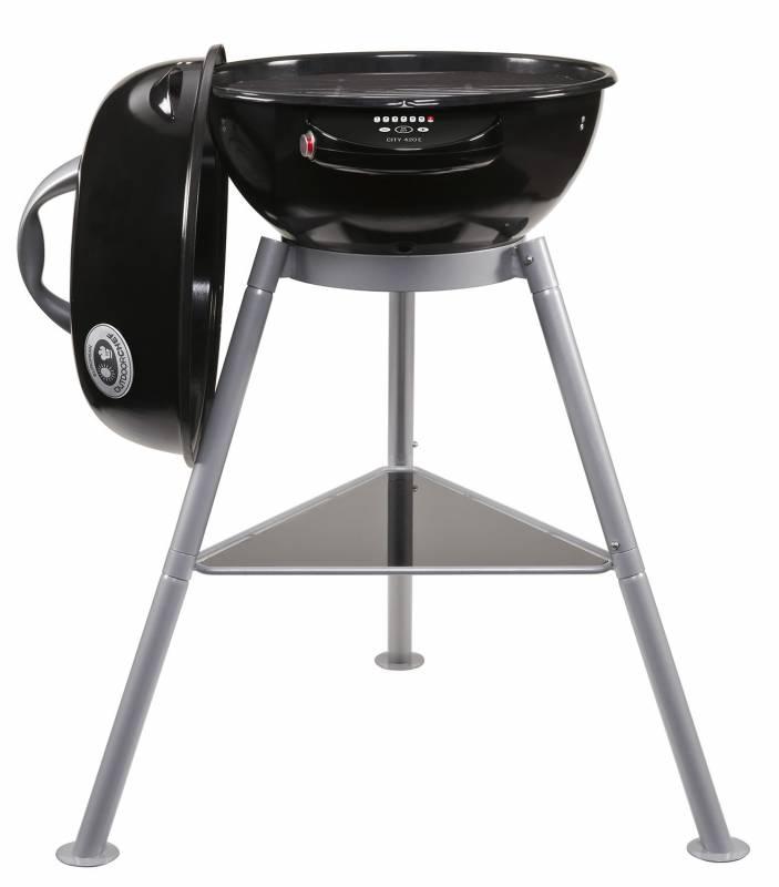 Outdoorchef P-420 E schwarz - Auslaufmodell