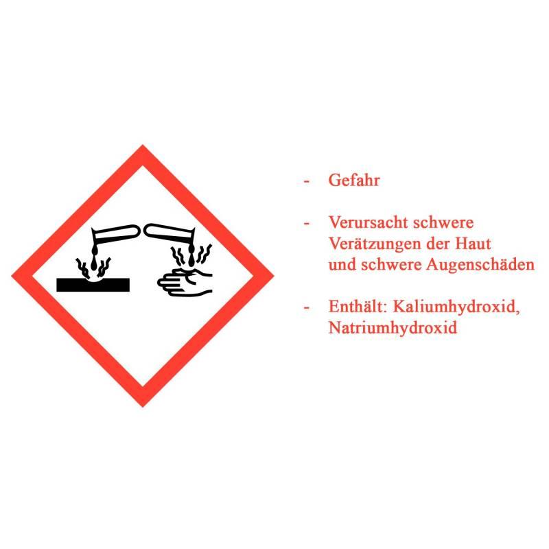 Grillfürst Grillreiniger - Spezial-Lösung 1000ml mit Sprayer