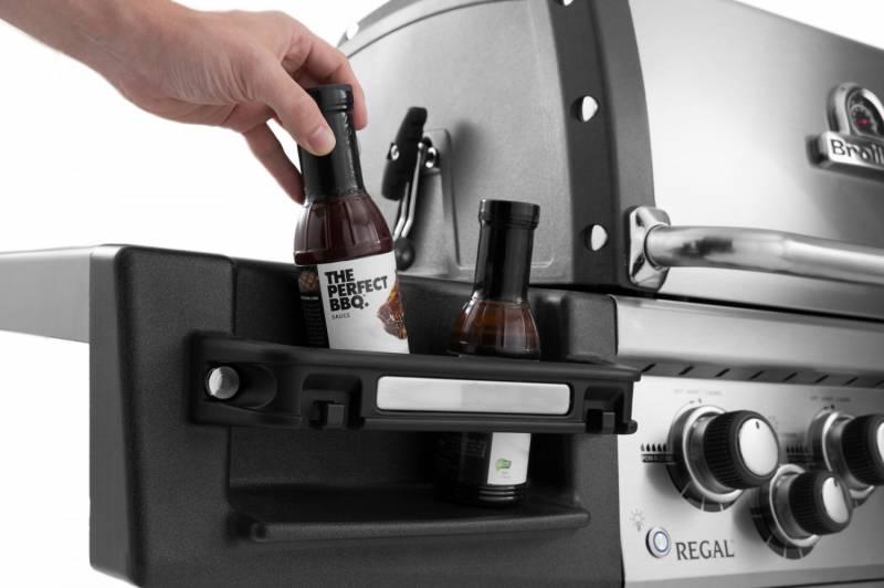 Broil King Regal 490 PRO inkl. Drehspieß + Motor - Auslaufmodell
