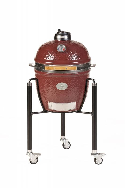 Monolith Grill Junior Red mit Gestell MG13R - Set