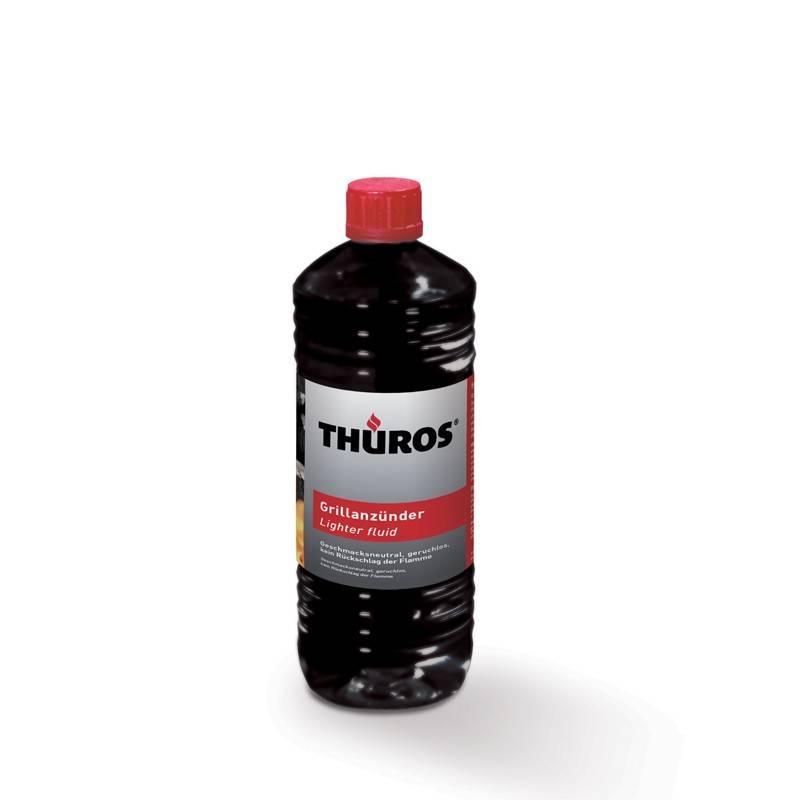 Thueros Zubehoer: Thueros Grillkohle-Anzuender fluessig, 1 Liter