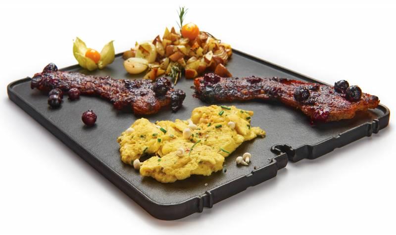 Broil King Grillplatte Gusseisen Gem 320 / Porta Chef 320