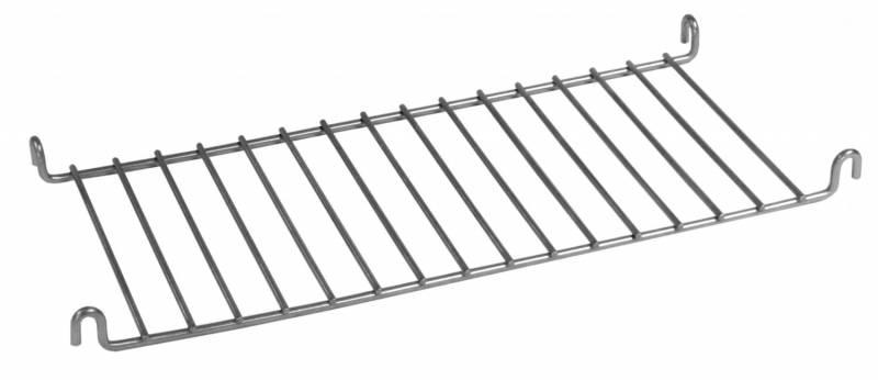 Thüros Zubehör: Warmhalterost für T1, Tischgrill, Minicater (Grillfläche 30x30 cm)