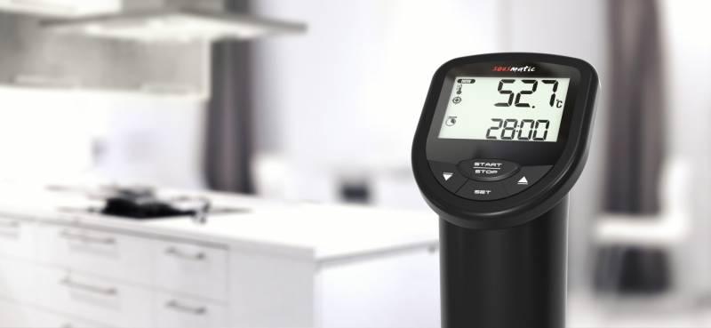 TFA Dostmann Sousmatic Sous Vide Garer 25 L / Einhängethermostat - Abverkauf