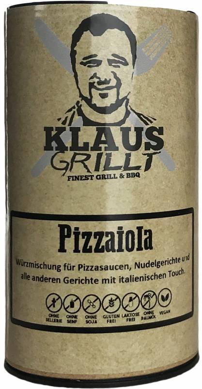 Pizzaiola Gewürzmischung 100 g Streuer by Klaus grillt