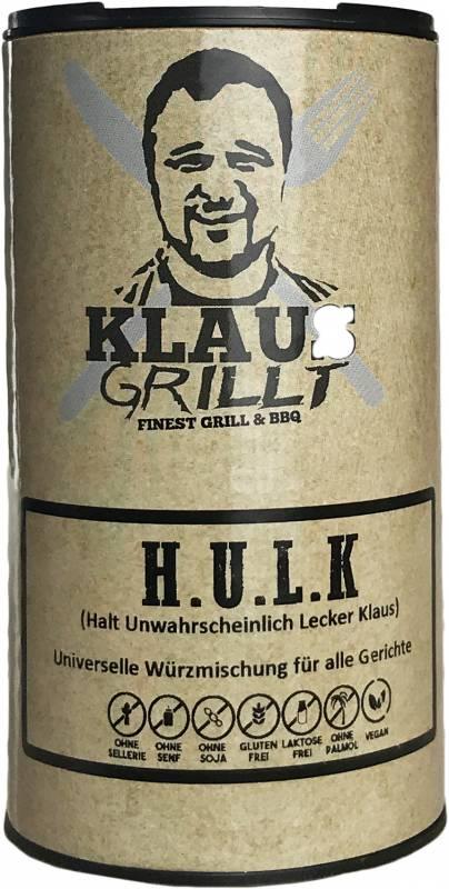 HULK Gewürzmischung 120 g Streuer by Klaus grillt