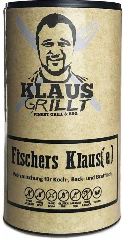 Fischers Klause Gewürzmischung 120 g Streuer by Klaus grillt