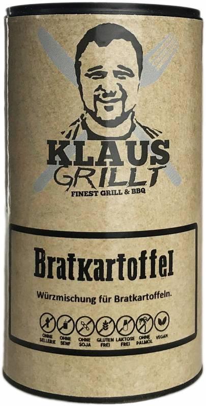 Bratkartoffel Gewürzmischung 120 g Streuer by Klaus grillt