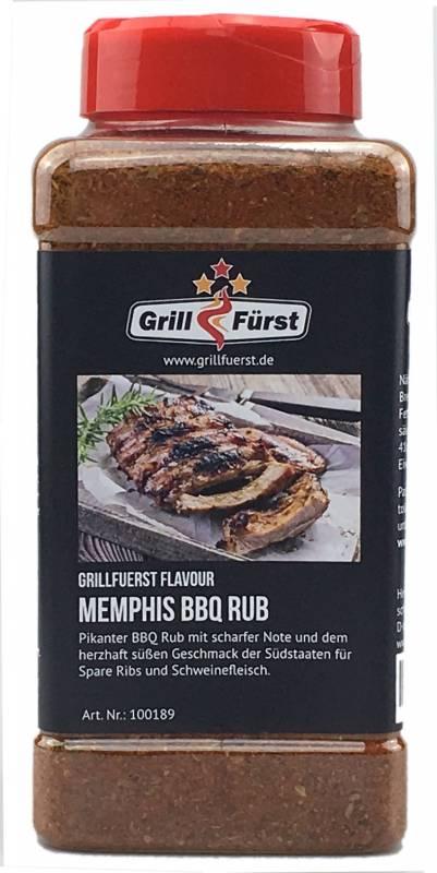 Grillfürst Memphis BBQ Rub 630g
