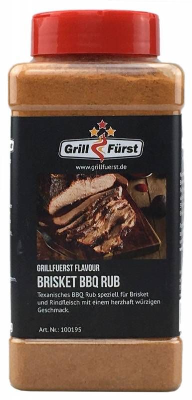Grillfürst Brisket BBQ Rub 800g