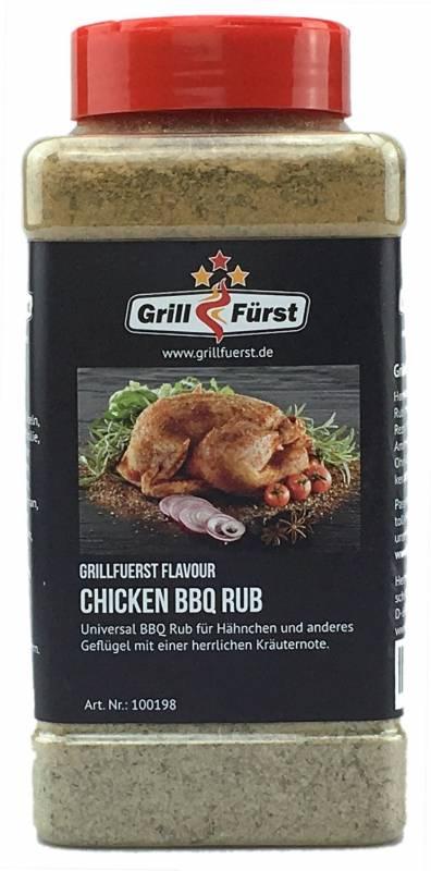 Grillfürst Chicken BBQ Rub 760g