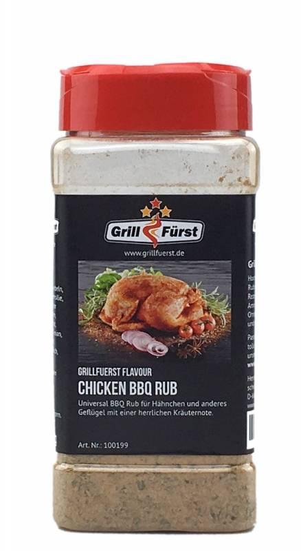 Grillfürst Chicken BBQ Rub 280g