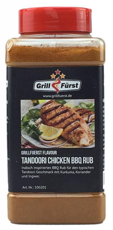 Grillfürst Tandoori Chicken BBQ Rub 670g