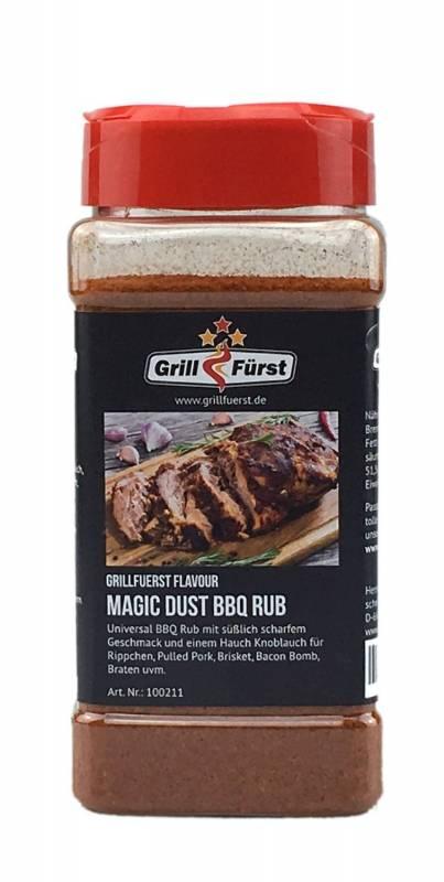 Grillfürst Magic Dust BBQ Rub 380g