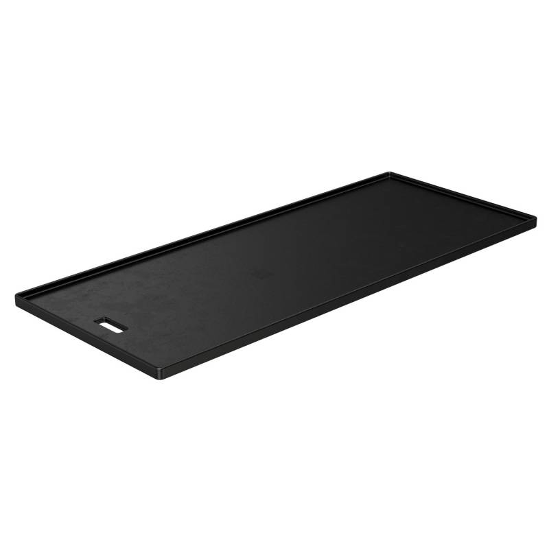 Rösle Grillplatte / Gussplatte für Videro G3/G3-S, G4/G4-S - Modelle bis 2020 - 45 x 19,5 cm