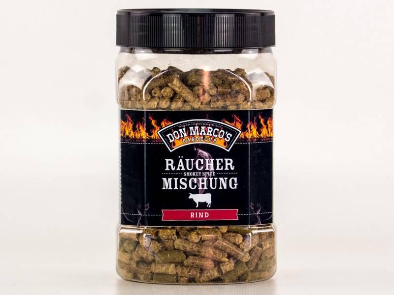 Don Marcos Rind Smokey Spice Räuchermischung 450g Dose