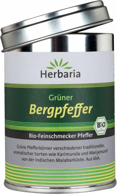 Herbaria BIO Grüner Bergpfeffer 40g