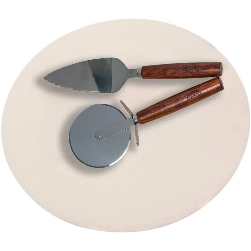 Traeger Pizza-Set, 3-teilig - Auslaufartikel