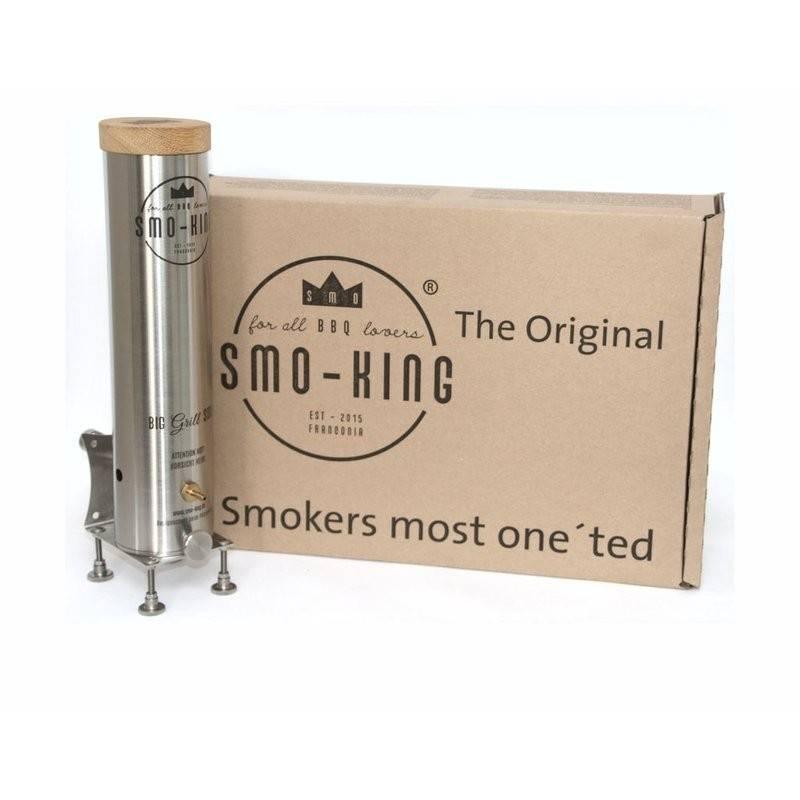 Smo King Rauchgenerator Big-Grill-Smo mit 230 Volt Pumpe