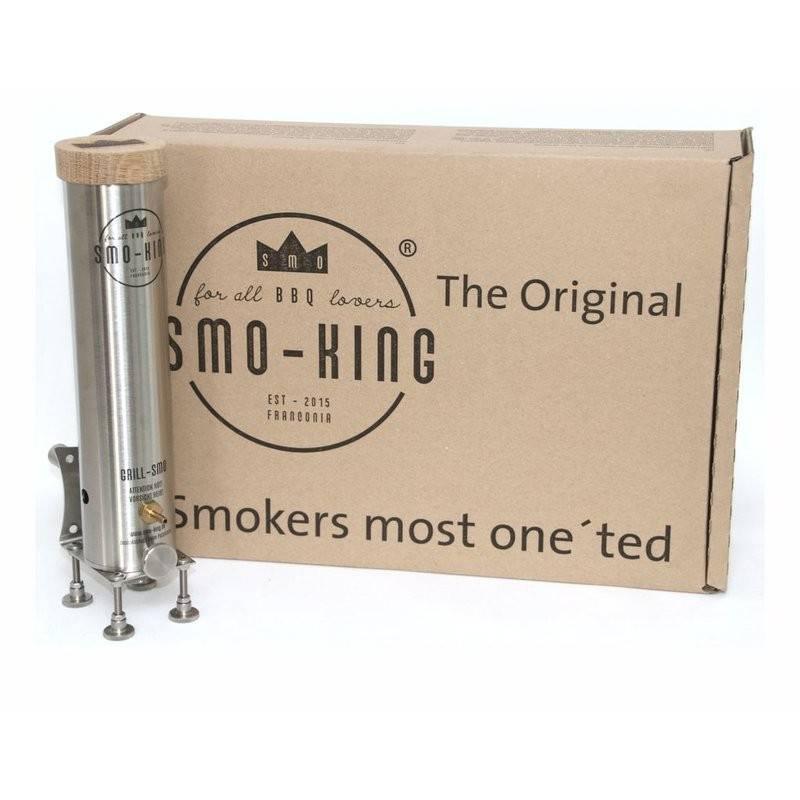 Smo King Rauchgenerator Grill-Smo mit 230 Volt Pumpe