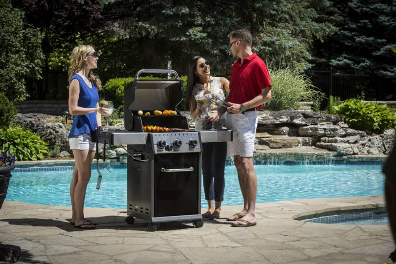 Broil King Baron 340 Black - Modell 2018