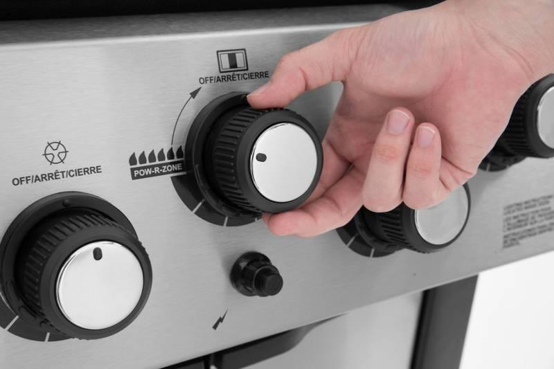 Broil King Sovereign 390 inkl. Drehspieß + Motor