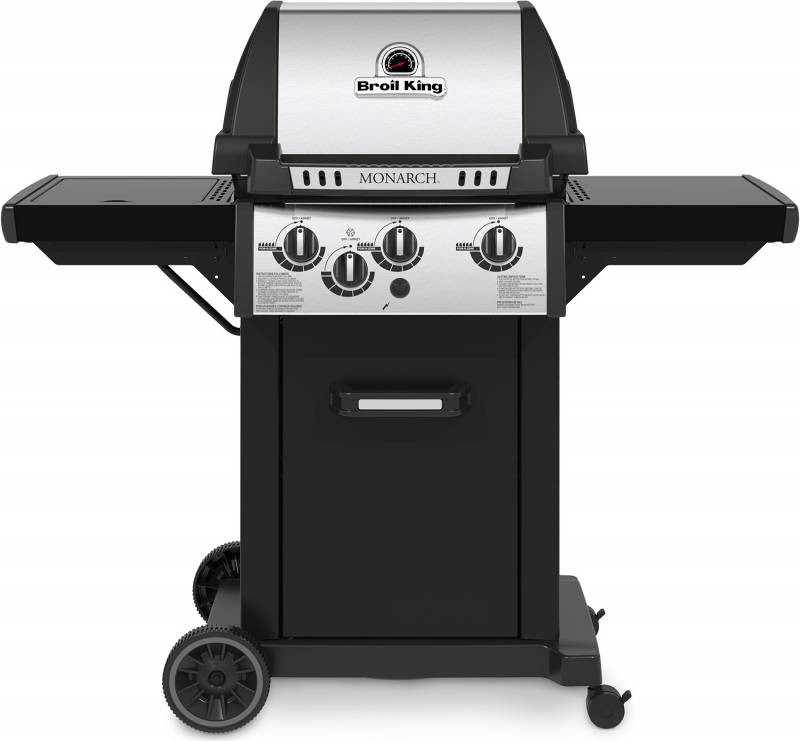Broil King Monarch 340 Gasgrill - Modell 2018