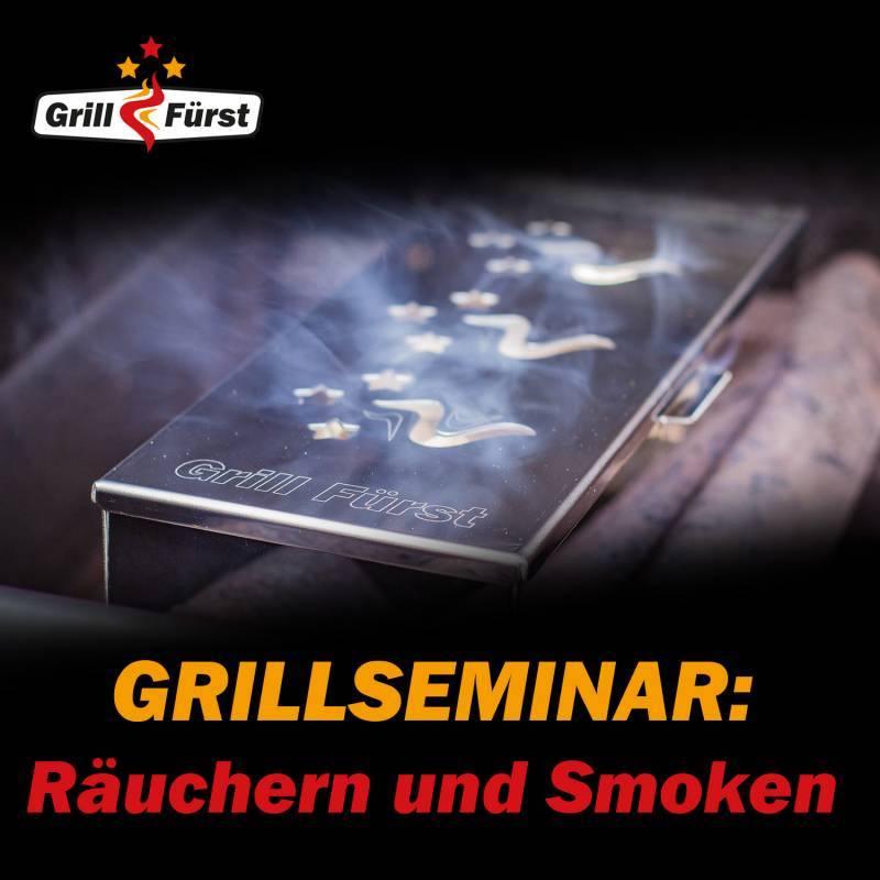 Das große Smoker Seminar - Heute qualmt es, Sa., 17.11.18, 16:00 Uhr, Gründau