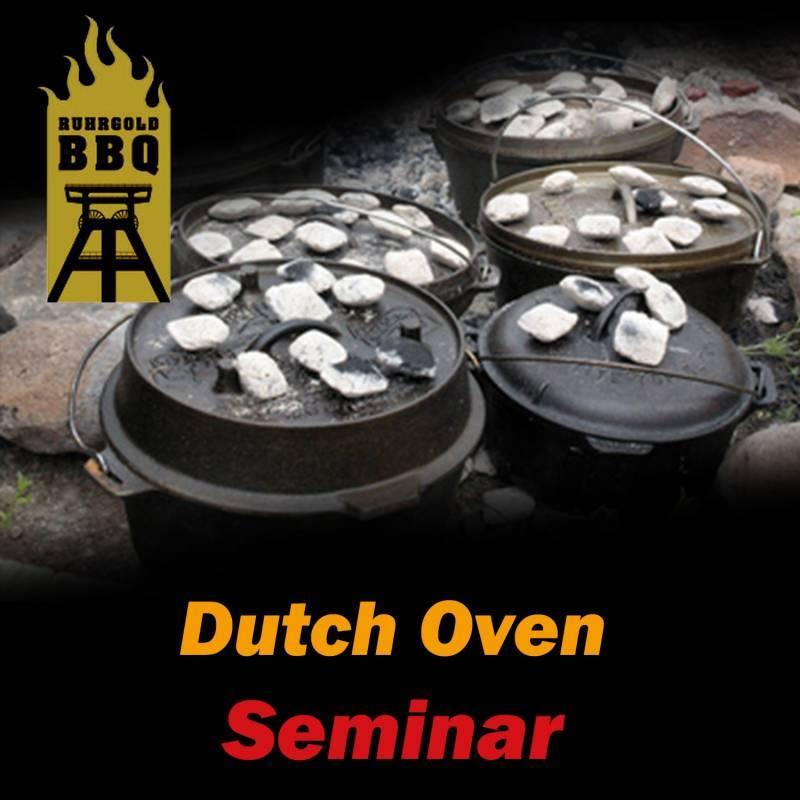 Dutch Oven Kurs mit Ruhrgold BBQ, Fr., 09.11.18, 17:00 Uhr, Gründau