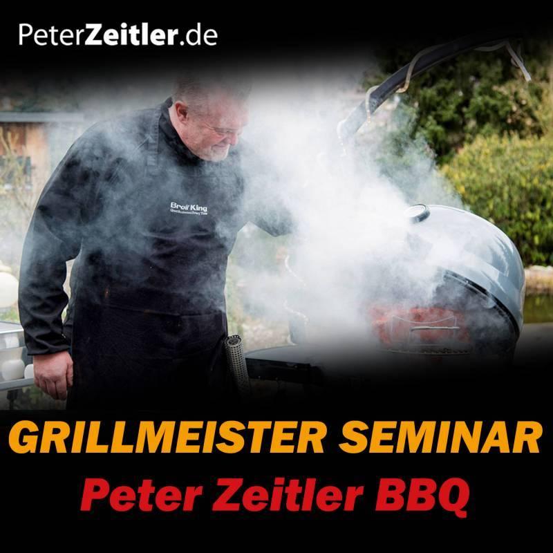 Peter Zeitler - Der Franke am Grill, Sa., 12.05.18, 11:00 Uhr, Gründau