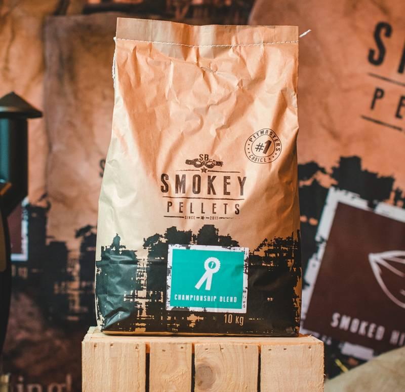 Smokey Bandit Pellets Championship Blend 10kg