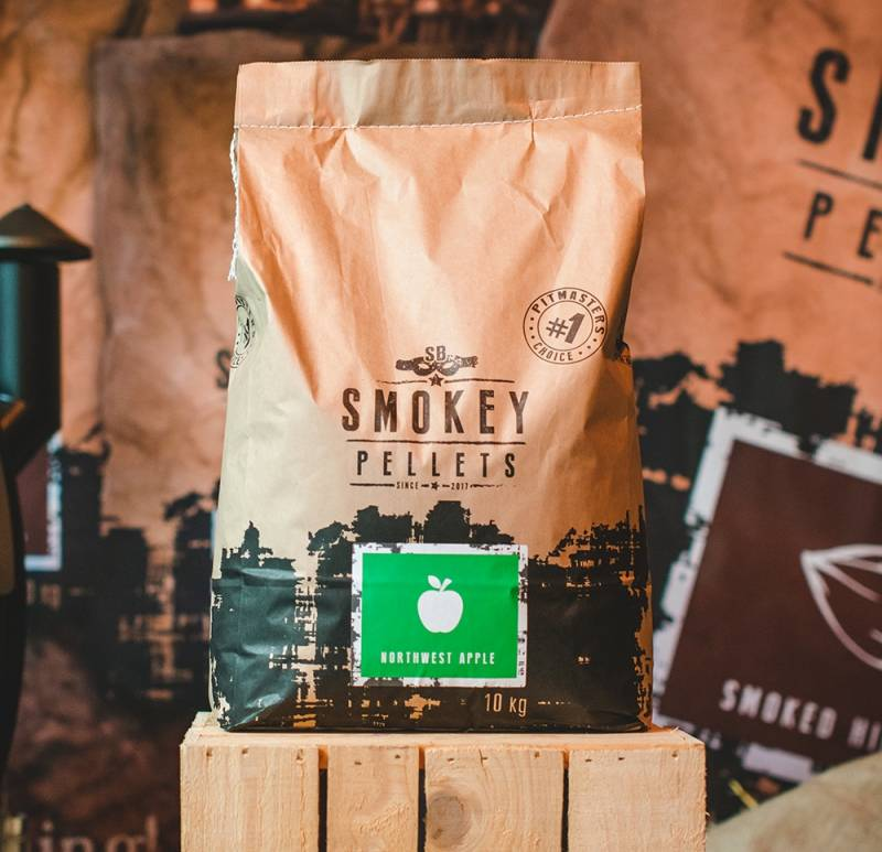 Smokey Bandit Grillpellets Northwest Apple 10kg