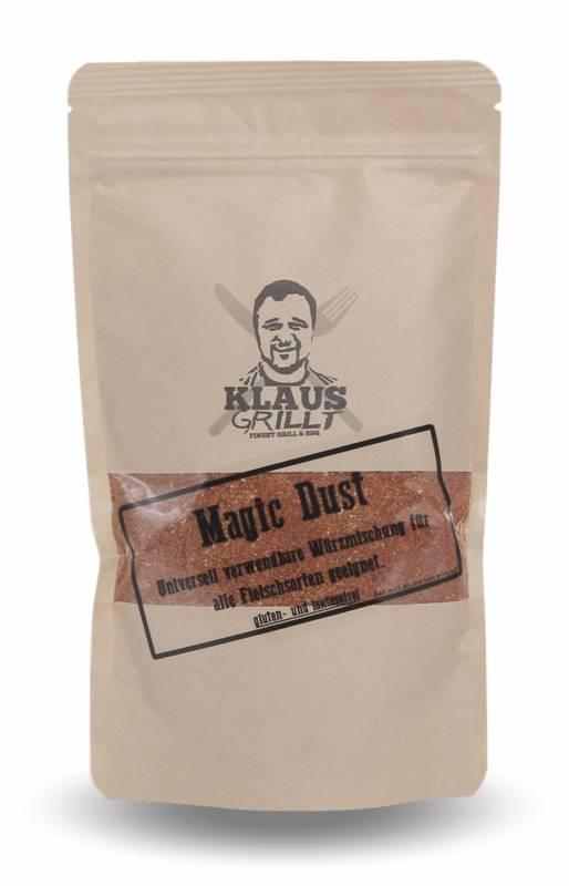 Magic Dust Rub 750 g Beutel by Klaus grillt