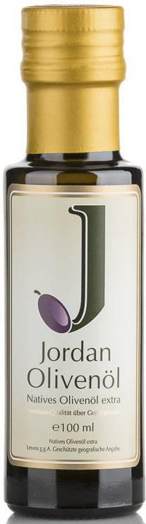 Jordan Olivenöl nativ extra 100ml