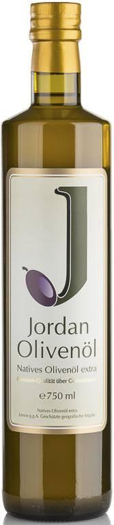 Jordan Olivenöl nativ extra 750ml