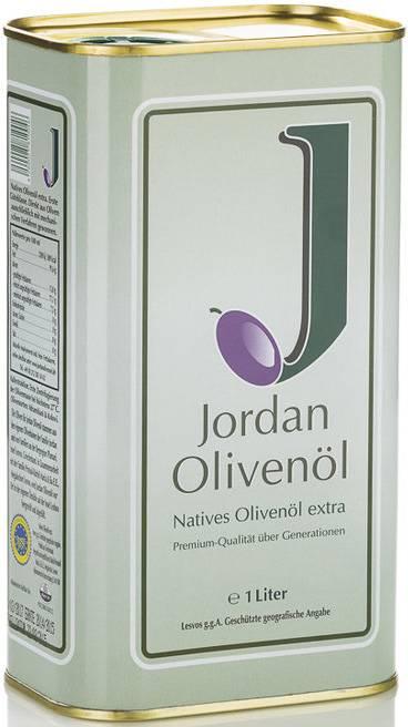 Jordan Olivenöl nativ extra 1000ml