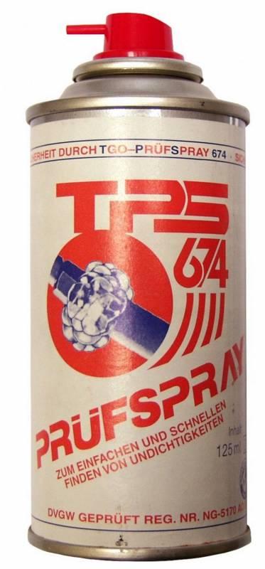 TGO Gas Lecksuchspray 125ml