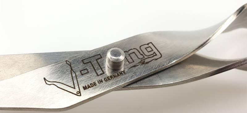 V-Tong Grillzange 43cm Basis