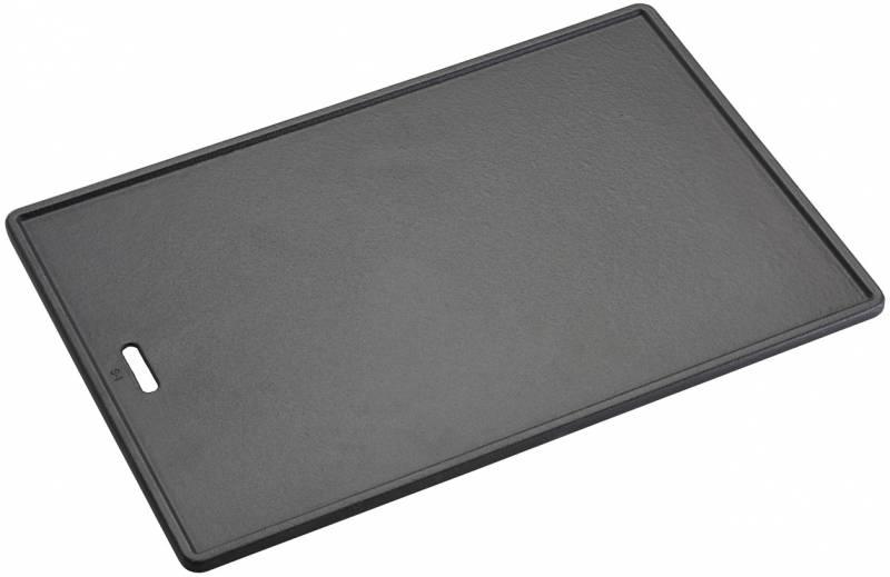 Rösle Grillplatte / Gussplatte für Videro G4, G6 - Modelle bis 2020 - 45 x 30 cm