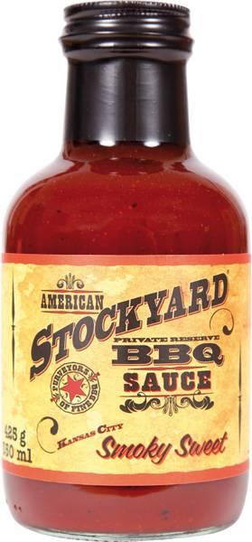 Stockyard Smoky Sweet BBQ Sauce 350ml