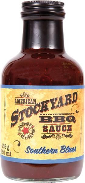 Stockyard Southern Blues BBQ Sauce 350ml