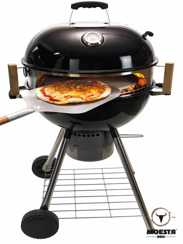 Moesta Smokin' PizzaRing - Pizza Set 58cm (für Dancook)