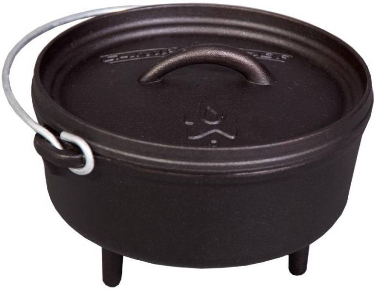 """Camp Chef 8"""" Classic Gusseisentopf / Dutch Oven"""